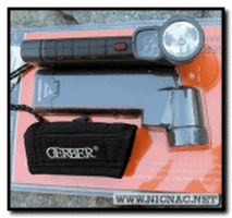 Flashlights gerber carnivore trax technology blood tracking flash light copy aloadofball Images
