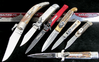 Leverlocks - Picklocks - Leverletto Switchblades