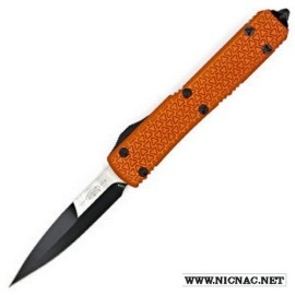 Microtech Ultratech 120-1OR Bayonet OTF Automatic Knife Tri-Grip
