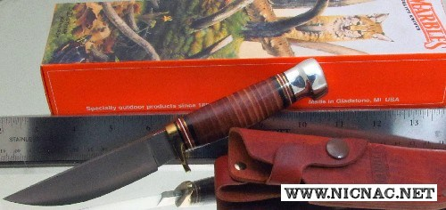 Leather Sheaths For Fixed Blade Knives Leather Fixed Blade Knife