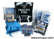 adventure trauma pack with quikclot