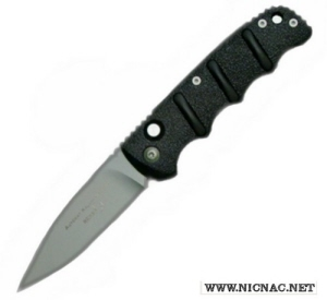 boker kalashnakov black silver drop point