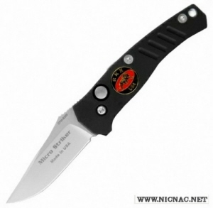 randall king automatic knife micro stryker black